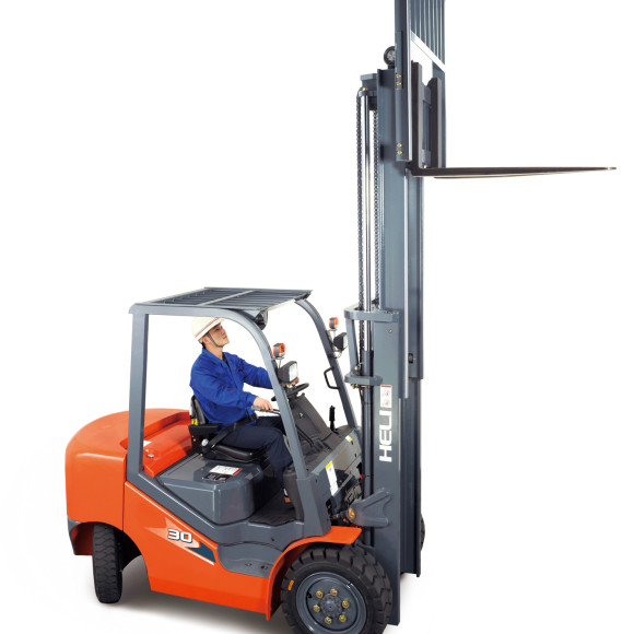 2-3.5 ton H series forklift truck
