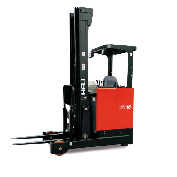AC 1.6-2ton Reach forklift truck