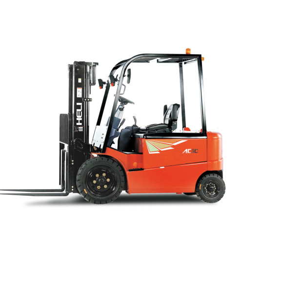 AC 3-3.5 ton electric forklift truck