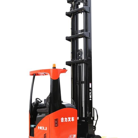 1-2 ton reach forklift truck