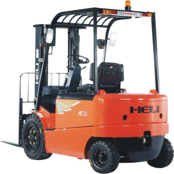 3-3.5 ton AC electric forklift truck